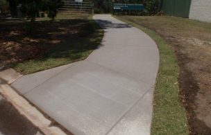 Council Path finished